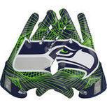 Nike Seattle Seahawks Vapor Jet Light Speed Gloves | Seattle Sports Teams | Scoop.it