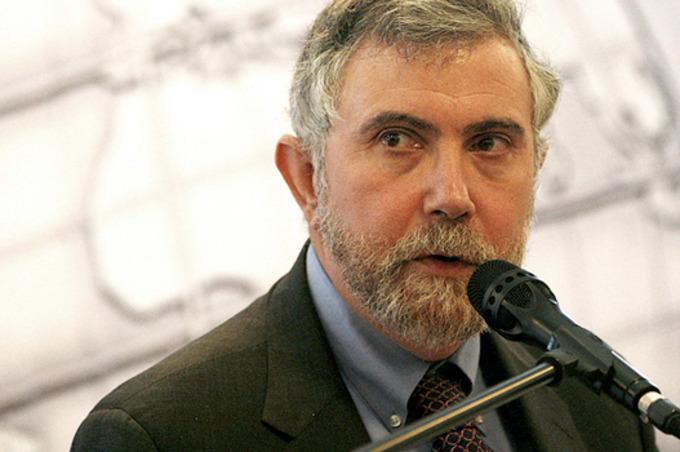 "Paul Krugman has Bernie's back: ""Hard to imagine a better refutation of anti-tax, anti-government economic doctrine""   real utopias   Scoop.it"