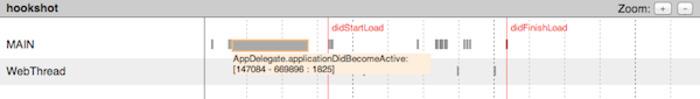 hookshot: profiling your objective C application | iPhone and iPad development | Scoop.it