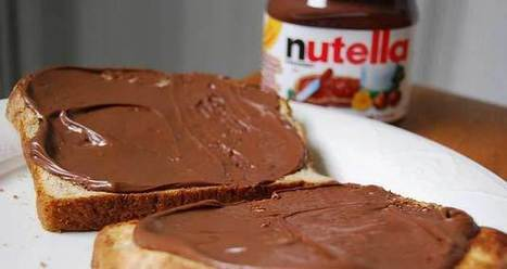 Nutella fête ses 50 ans ! - Agro Media | Actualité de l'Industrie Agroalimentaire | agro-media.fr | Scoop.it
