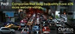 HOW BUSINESS BLOGGING GOES A LONG WAY | web development service | Scoop.it