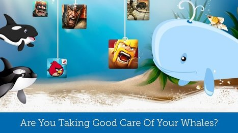Courting The Whales of Mobile Game Apps: Keeping The Big Spenders Around - Openxcell   Latest Technology Trends   Scoop.it
