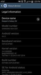 Android 4.4.2 for the AT&T Galaxy S 4 is Here, OTA Captured! | Android Discussions | Scoop.it