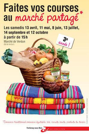 Muse & Home participe au Marché partagé Verdun - 11/05/2013 | fontenay-sous-bois.fr | L'actu culturelle | Scoop.it