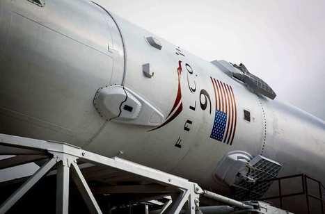 SpaceX récompensée aux Crunchies Awards, les oscars de la tech   Vous avez dit Innovation ?   Scoop.it
