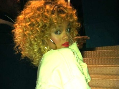Rihanna is in a hairy situation!   Ultratress   Scoop.it