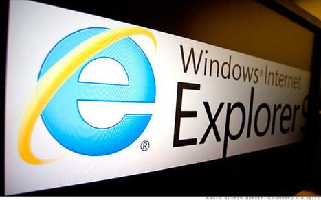 Internet Explorer bug lets hacker control your PC | Tech And Gadget News | Scoop.it
