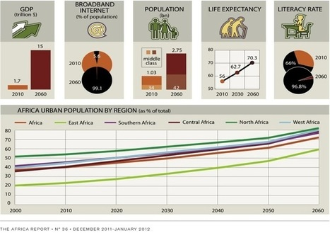 What will Africa look like in 2060? | Africa: It's NOT a Country! | Scoop.it