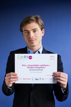 Simon Laisney, l'agent immobilier solidaire   Innovation sociale et environnementale   Scoop.it