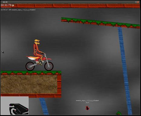 Xmoto: un excellent jeu de simulation de motocross en 2D multiplate-forme   Geekologie.me   Tout le web   Scoop.it