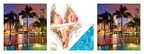 Spring Break Musts! | Luxury Designer Swimwear Fashion | Scoop.it