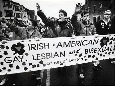 St. Patrick's Day Parade LGBT Controvers | Matthew K. Barison Bookmarks | Scoop.it