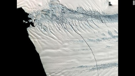 #Iceberg twice the size of #Atlanta drifts away into #ocean #melting #climate | Messenger for mother Earth | Scoop.it