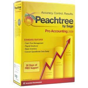 TRİPLESHOPPİNG: Sage Peachtree Pro Accounting 2009 Software for PC | tripleshopping | Scoop.it