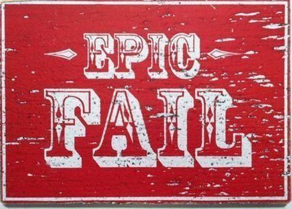 Can I have a side of #epic with that #fail? Check out some of the biggest social media fails... | Buzzoole Press | Scoop.it