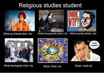 Religious Studies Student | What I really do | Scoop.it