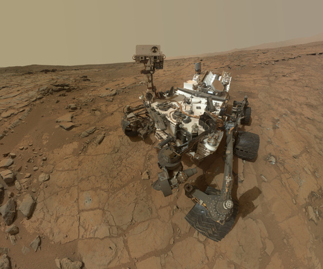 Know More about Robotic Mars Mission | Astrobiology Magazines | Scoop.it
