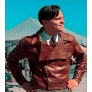 The Aviator Howard Hughes Leather Jacket | The most wanted apparel leather jacket is on your way | Scoop.it