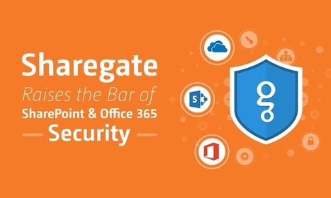 Sharegate 5.12 – Improved, Error-Free File Share to SharePoint Migration   SharePoint Development   Scoop.it