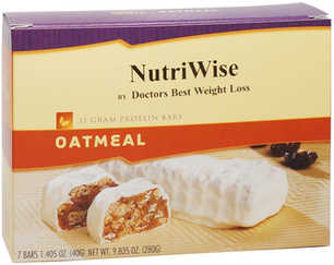 NutriWise - Oatmeal  Protein Bar | Diet Suppliment | Scoop.it