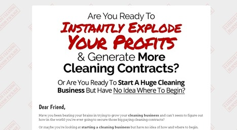 Social News Source: Starting The Ultimate Cleaning Business   Best Social Media on the Web   Scoop.it