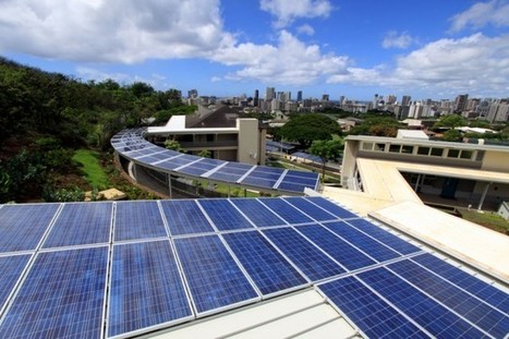 Hawaii Will Soon Get 100% of Its Electricity From Renewable Sources: So Can We | Business as an Agent of World Benefit | Scoop.it