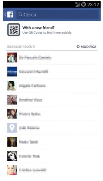 Facebook QR codes are coming, will help you dig out your correct friend | De la bonne utilisation des QR-Codes | Scoop.it