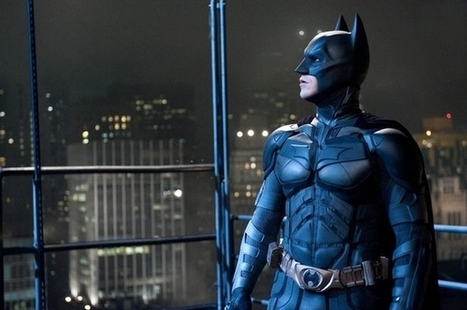 The hero we deserve: putting Batman in context | IB Lang Lit | Scoop.it