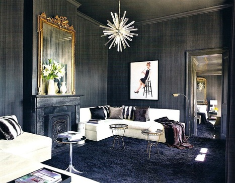 * T h e * V i s u a l * V a m p *: Architectural Digest Features A Fabulous New Orleans Home | GirlyGlamHome | Scoop.it