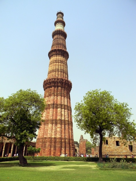 Qutb Minar - Places to Visit in Delhi ~ Tourist Places in India | SEO Traffic Engine | Scoop.it