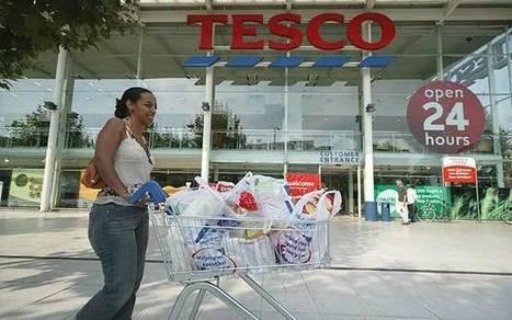 Half of Tesco bread never eaten  - Telegraph | Business Economics for Econ3 | Scoop.it