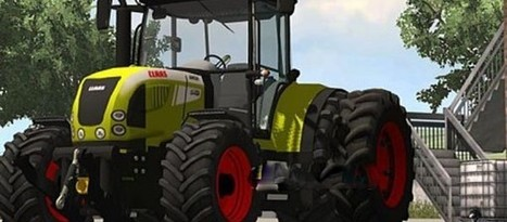 Claas Arion 640 Mod | FS2013Mods | Farming Simulator 2013 Mods | Scoop.it