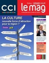 CCI LE MAG : EDITION GRAND LILLE   PublicationsEcoTerritoires   Scoop.it