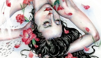 Beautiful Illustrations by Melody Newcomb   ILLUSTRATION AGE   illustration   Scoop.it
