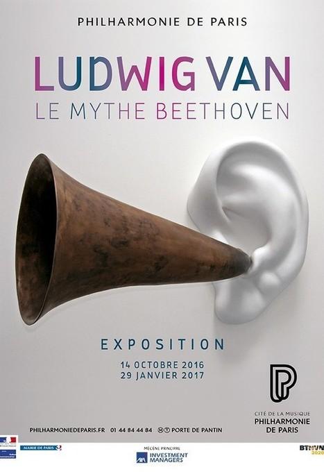 Ludwig van | Philharmonie de Paris | les expositions et musées | Scoop.it