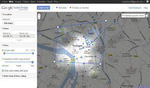 Google Hotel Finder couvre l'Europe, mais reste en anglais - L'Echo Touristique | eTourisme - Eure | Scoop.it