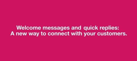 Twitter : des réponses automatiques et des messages prédéfinis pour faciliter le SAV | Usages professionnels des médias sociaux (blogs, réseaux sociaux...) | Scoop.it