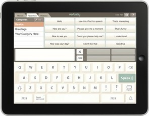 Verbally for iPad   ASD in the Classroom   Scoop.it