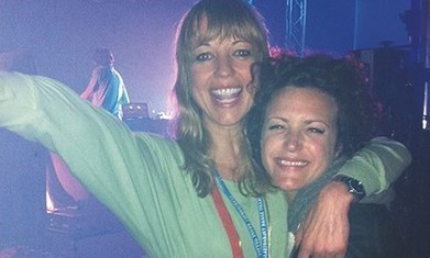 DJ Annie Mac and broadcaster Sara Cox on their party circuit friendship | Project Fellowship | Scoop.it