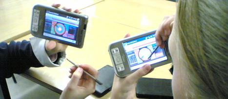 Mobile learning: cuando los móviles permanecen encendidos en clase | M-learning | Scoop.it