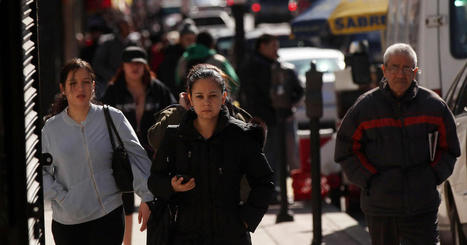 U.S. Latino population growth slips behind Asian-Americans, study says   Business News & Finance   Scoop.it