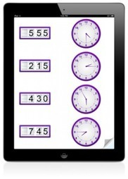 Kids Tell Time – Clock games for kids – ZurApps Research | Edtech PK-12 | Scoop.it