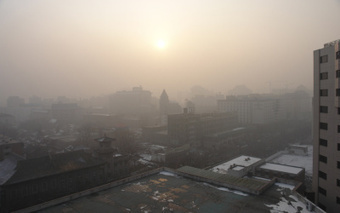 Beijing air pollution goes off the charts as electricity use climbs   The Organic Trend   Scoop.it