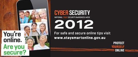 Awareness Week | Stay Smart Online | Curriculum Resources | Scoop.it