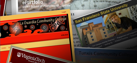Catalyst for Learning: ePortfolio Resources & Research | ePortfolio resources | Scoop.it