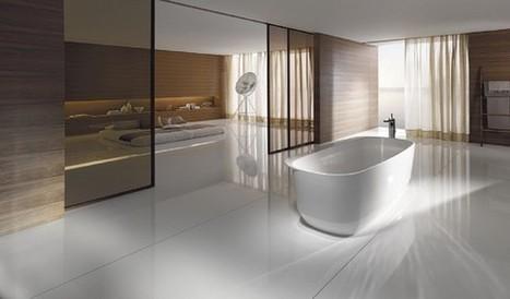 Aménagement salle de bain : suivez nos conseils ! - Mon Coin Design | Design insolite | Scoop.it