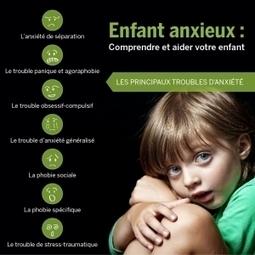 Comprendre et aider votre enfant anxieux | Zone Capitale | Info Psy | Scoop.it
