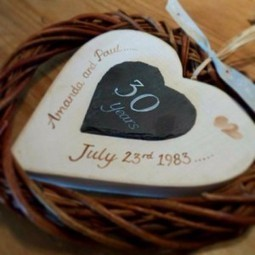 When a Man Loves a Woman: Wedding Anniversary Gifts for Him and Her | spoilt.com.hk | Scoop.it