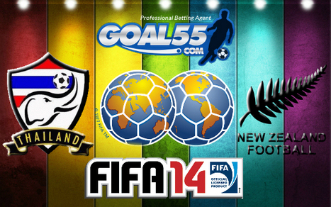 Prediksi Skor Thailand Vs Selandia Baru 18 November 2014 | Agen Bola, Casino, Poker, Togel, Tangkas | Scoop.it