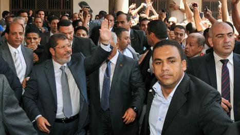 Devant la foule place Tahrir, Morsi se veut président consensuel | Égypt-actus | Scoop.it